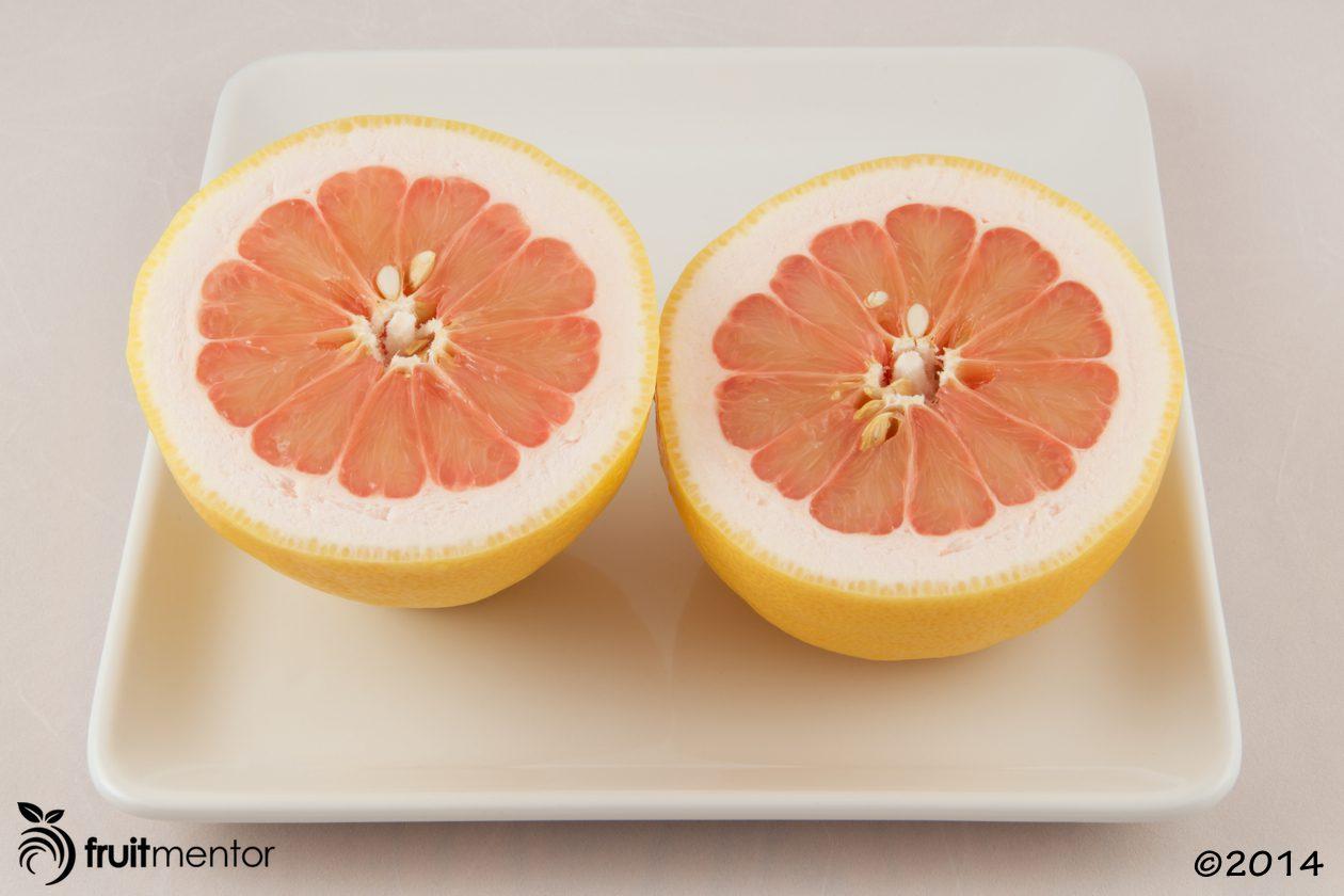 Rojo Blanco Pummelo-Grapefruit hybrid