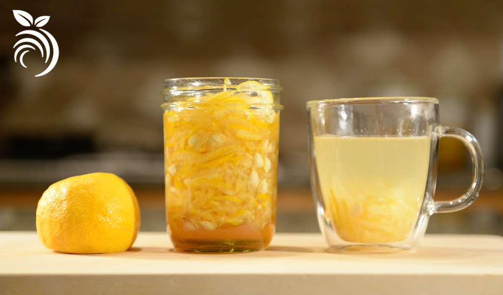 Yujacha or Korean Honey Citron Tea